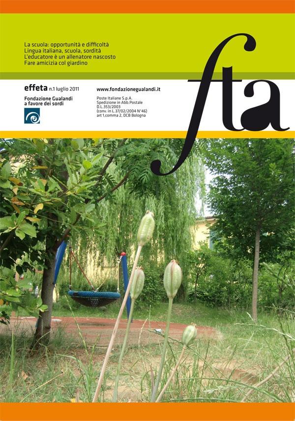 Effeta - n° 1 2011