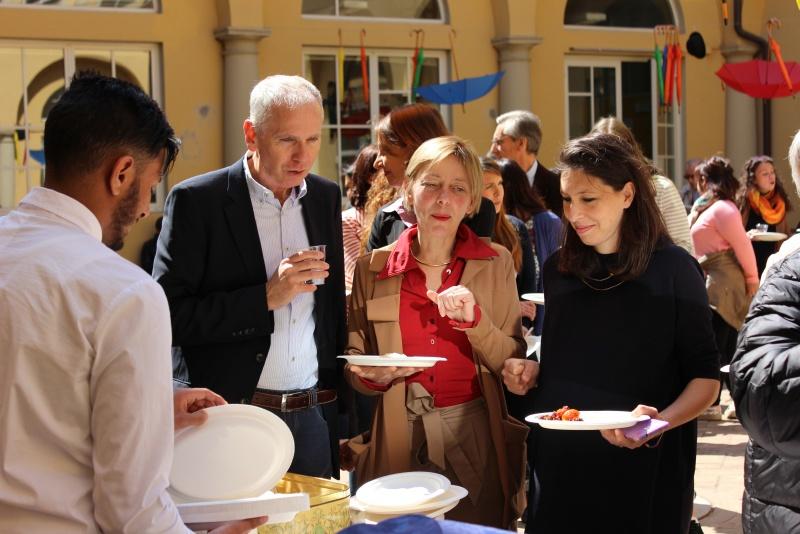 convegno 8 aprile 2017 catering