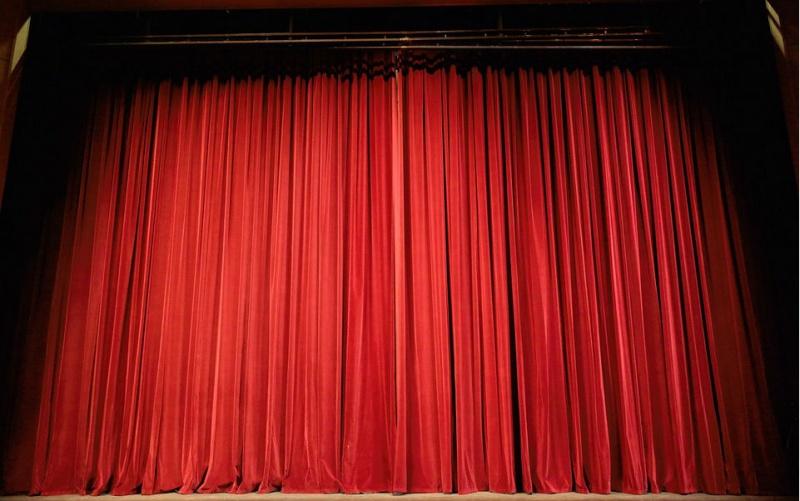 Teatro - sipario