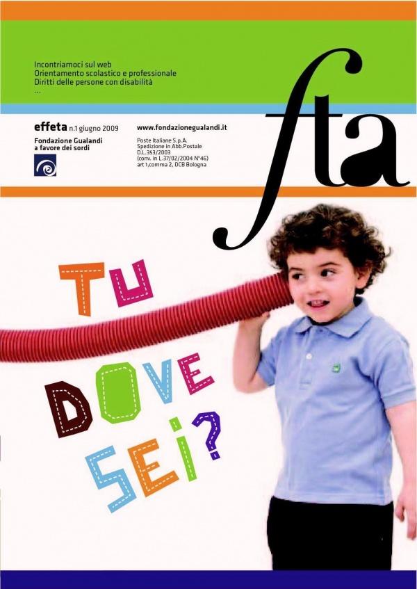 Effeta n.1 - 2009